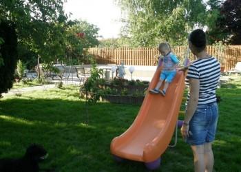 Marika Vendégház gyerek játszótér